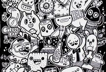 Doodles art