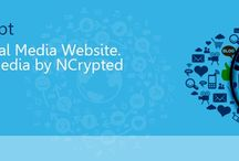 Social Media Script / Get advanced Social Media Script from NCrypted websites which contains high end features and custom made functionalities. - http://www.ncrypted.net/social-media-script