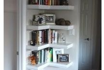 Shelves & Storage Ideas