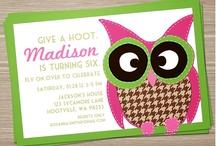 Cute Invites!