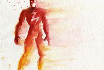 Супергерои и злодеи комиксов