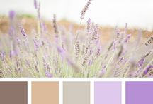 Color palettes / Kolory / Color palettes - inspirations  Palety kolorów - inspiracje