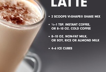 Vi Shake Recipes / by Bridie Charlotte