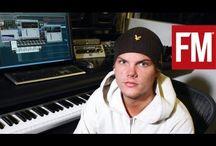 Making music / Home studio