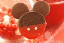 Mickey Mouse Party Ideas / by Jana Parker