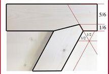 Maße Balkenkonstruktion