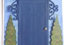 Скрап с дверью