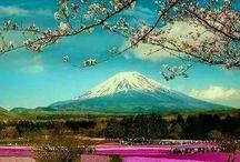 Mont Fuji - Fujisan 富士山