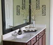 bathroom makeover ideas / by Angela Lootens