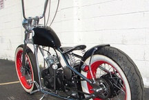Bobber ideas / Ideas for my custom bobber.
