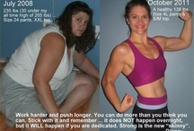 Before & After Bodies / Inspirational before and after photos. GET FIT!