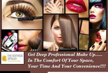 The #Nomadic #Spalon offers the best professional Make-up