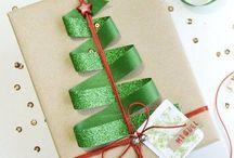 balení dárků