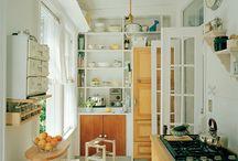 My kitchen ...