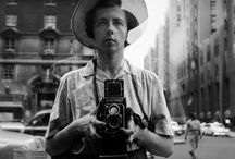 Vivian Maier / Vivian Dorothea Maier was an American street photographer, who was born in New York City and grew up in France. After returning to the United States, she worked for approximately forty years as a nanny in Chicago, Illinois. Wikipedia