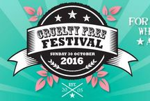 Cruelty Free Festival 2016 / The Cruelty Free Festival is THE event of the year for animal lovers. The festival is designed to encourage all animal lovers - from all walks of life - to celebrate and enjoy cruelty-free lifestyle options. Get ready for October 30!