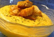 Recipes -Soups and Stews / by Tracy