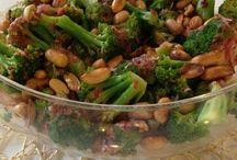 Burokoli salatası
