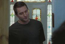 BTS (paul andrews) / richard armitage as Paul Andrews