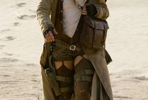 Post Apocalyptic Fashion / This is my idea for my Halloween costume this year