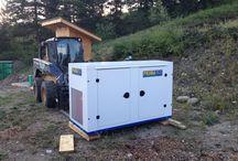 Rebuilt Generator Projects