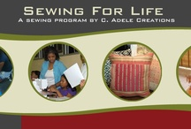 Sewing For Life Classes / Sewing Classes, Sewing Students, Sewing Projects,