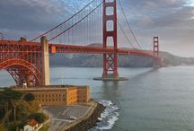 California / Places in California I want to visit and have visited