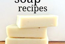Soap & Scrubs Making Recipes