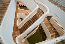 Corian Staircases