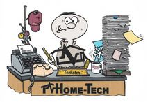 Blast from Home-Tech Past