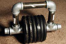 pesa rusa con galvanizado