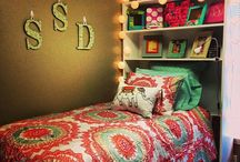 Dorm Room / by Brittani Bunkley