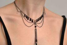 náhrdelníky a náušnice 2
