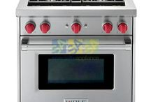 Gas Ranges / Gas cooktops, ranges and range tops