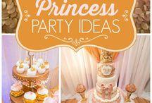 Royal Party Ideas