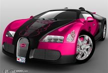 Hello kitty cars