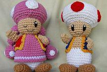 Crochet - Mario