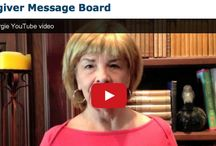 Message Board / eCareDiary invites #Caregivers to share their stories on our Message Board with other caregivers...