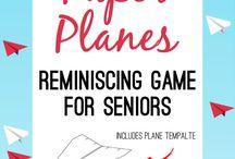 paper  planes  for  elder  men