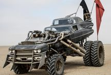 Awesome movie cars