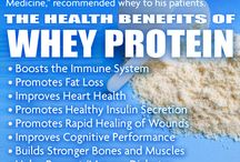 One World Whey Protein Powder / This board is all about the benefits of protein powder supplements.  If your going to take health supplements make sure you only take high quality products like One World Whey.