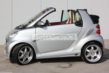 Smart Power Design / Smart Power Design Accessories for Smart Fortwo 451 and 450.