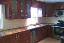 Kitchen Renovation / At iRemodel in Richmond Hill, we will help you take your kitchen renovation from concept through to completion with the highest quality at an an affordable cost in the Greater Toronto Area.
