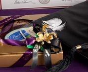 Graduation Cookie Pies