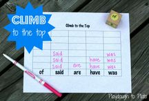 Reading and Writing Kinder