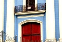 Puertas y ventanas de Venezuela / by Deyisbeth Ordaz