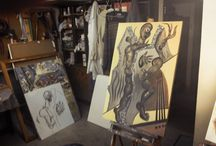 Grasky'studio in Paris / Grasky'studio in Paris