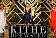 #NYFW: Kithe Brewster S/S 2015 / NU EVOLUTION was the Beauty Sponsor of Kithe Brewster's Spring/Summer Show at New York Fashion Week! Find out more about the designer at http://www.kithebrewstercollection.com/