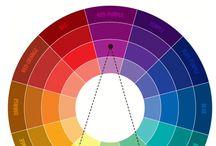 Color Wheel / Color Schemes