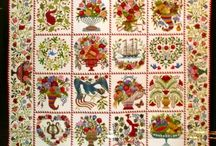 Baltimore Quilts / Inspiration and the modern influence on Baltimore quilts